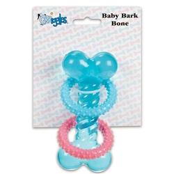 Grriggles® Baby Bark TPR Bone Toys