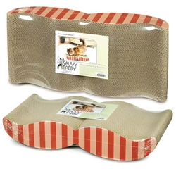 Savvy Tabby® Muscratchio Cat Scratcher
