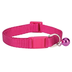 Savvy Tabby® Nylon Cat Collar