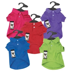 Zack & Zoey® Basic Polo Shirt