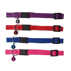 Guardian Gear® Nylon Cat Collars