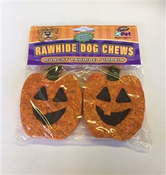 "3"" MUNCHY PUMPKIN 2 PACK /"