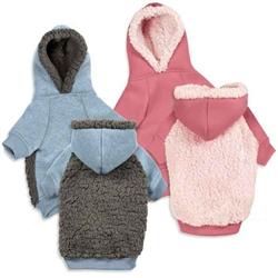 Casual Canine®  Cozy Fleece Hoodie