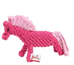 Zanies® Rope Horse Toy