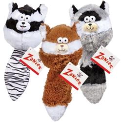 Zanies® Funny Furry Fatty Toys - 48 piece prepack