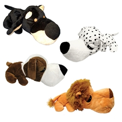 FatHedz Plush Dog Toys