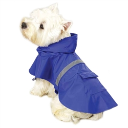 Guardian Gear® Blue Rain Jacket