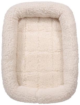 Slumber Pet™ Sherpa Crate Dog Beds