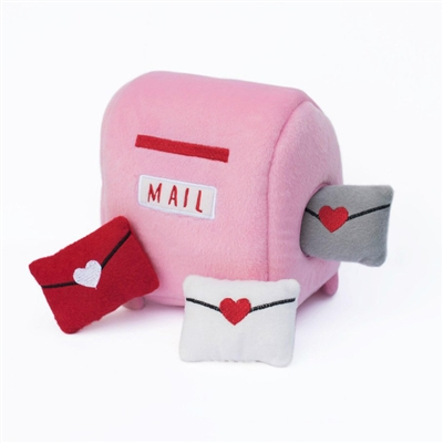 Valentine's Mailbox and Love Letters by Zippy Paws