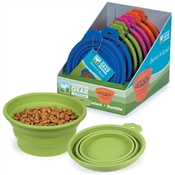 Guardian Gear® Bend-a-Bowl Display 8 pieces