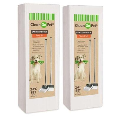 Clean Go Pet™ Sanitary Scoop