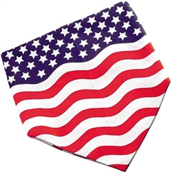 Top Performance® Stars & Stripes Dog Bandana