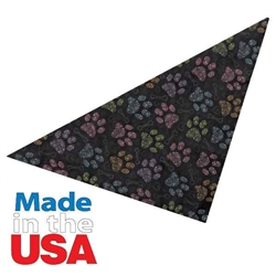 Top Performance® Colorful Paws Dog Bandana