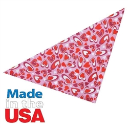 Top Performance® Heartfelt Dog Bandana