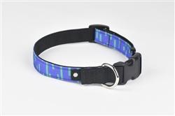 Indigo Dog Collar