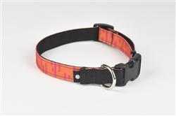 Coral Dog Collar