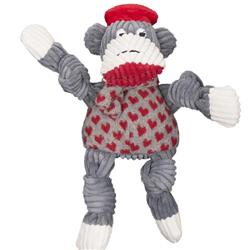 Jean Claude Sock Monkey Knottie