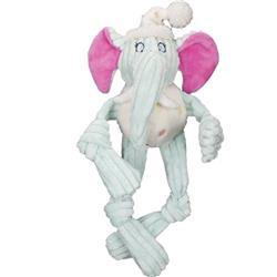 HuggleHappy Birthday Plush Durable Long & Lankie Party Elephant