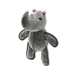 """9.5"""" Rhinoceros Tough Toy by HUNTER"""