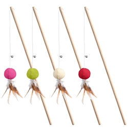Dangler Ball in Assorted Colors by HUNTER