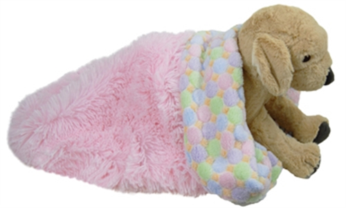 Snuggle Pouch -  Bubble Gum and Ice Cream or Customize your Own