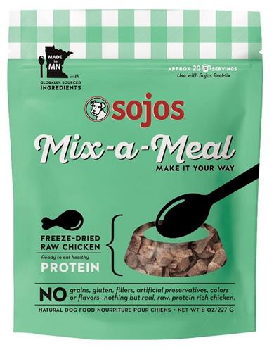 Sojo's Mix-a-Meal Protein 8 oz.