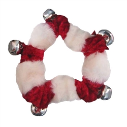Holiday Dog Bell Collar