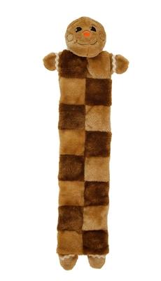 Gingerbread Man Squeaker Matz Toy