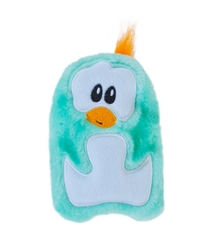Arctic Penguin X-Small Holiday Invincible Dog Toy