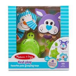 Favorite Pets Grasping Toys