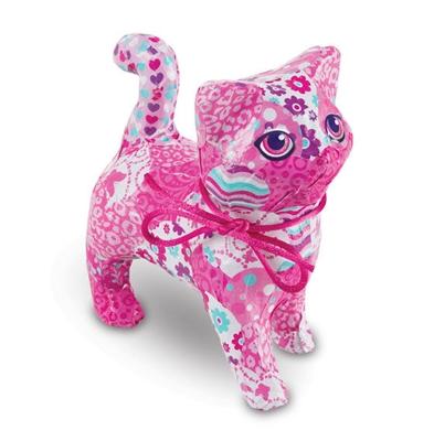 Decoupage Made Easy Craft Set - Kitten