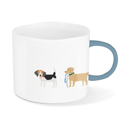 HAPPY BREEDS ORGANIC CUTE MUG