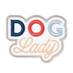 DOG LADY MEDIUM PATCH