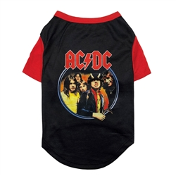 AC/DC Highway To Hell T-shirt by fabdog