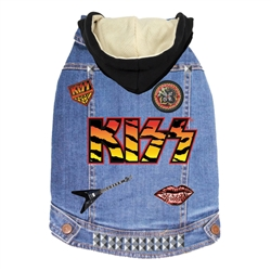 KISS Denim Jacket by fabdog
