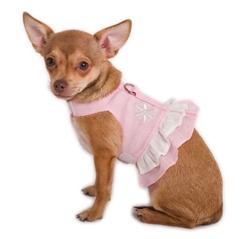 Pink Hemp Harness Dress