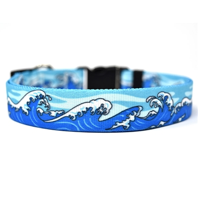 Mystic Waves Blue Collection