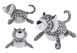Limited Edition Snow Leopard Toy - Safari Toy Collection