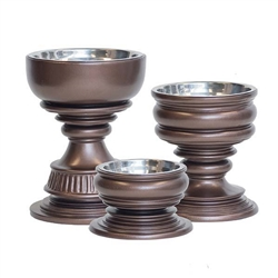 Siam Collection - Raised Dog Bowls