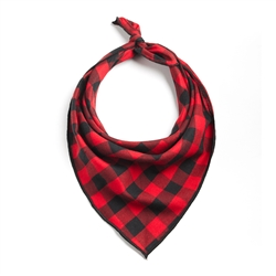 Buffalo Plaid Bandana