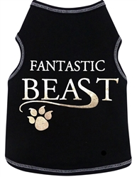 Fantastic Beast - Tank - Black