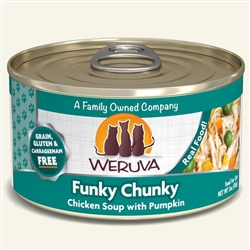 Weruva Cat Funky Chunky Case of 24
