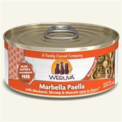 Weruva Cat Marbella Paella Canned Cat Food