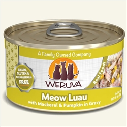Weruva Cat Meow Luau Canned Cat Food