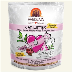 Weruva Cat Tea Potty Litter