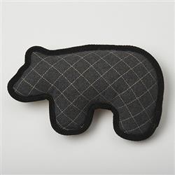 Acadia Bear Toy in Gray