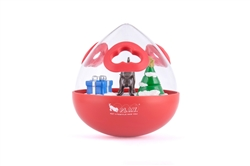 Wobble Ball Enrichment Dog Toy 2.0 - Holiday Edition