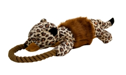 "Hyper Pet™ 14"" Cozy Belly Cheetah Dog Toy w/ squeaker 3 pack $79.68 ($6.64 EA)"