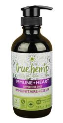True Leaf Pet True Hemp Oil - Immune + Heart 237ml / 8oz