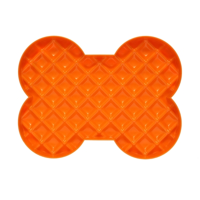 Hyper Pet™ ORANGE slodog™ Slow Feeder 3 pack 50% OFF (NOW JUST 3.63 EA!)